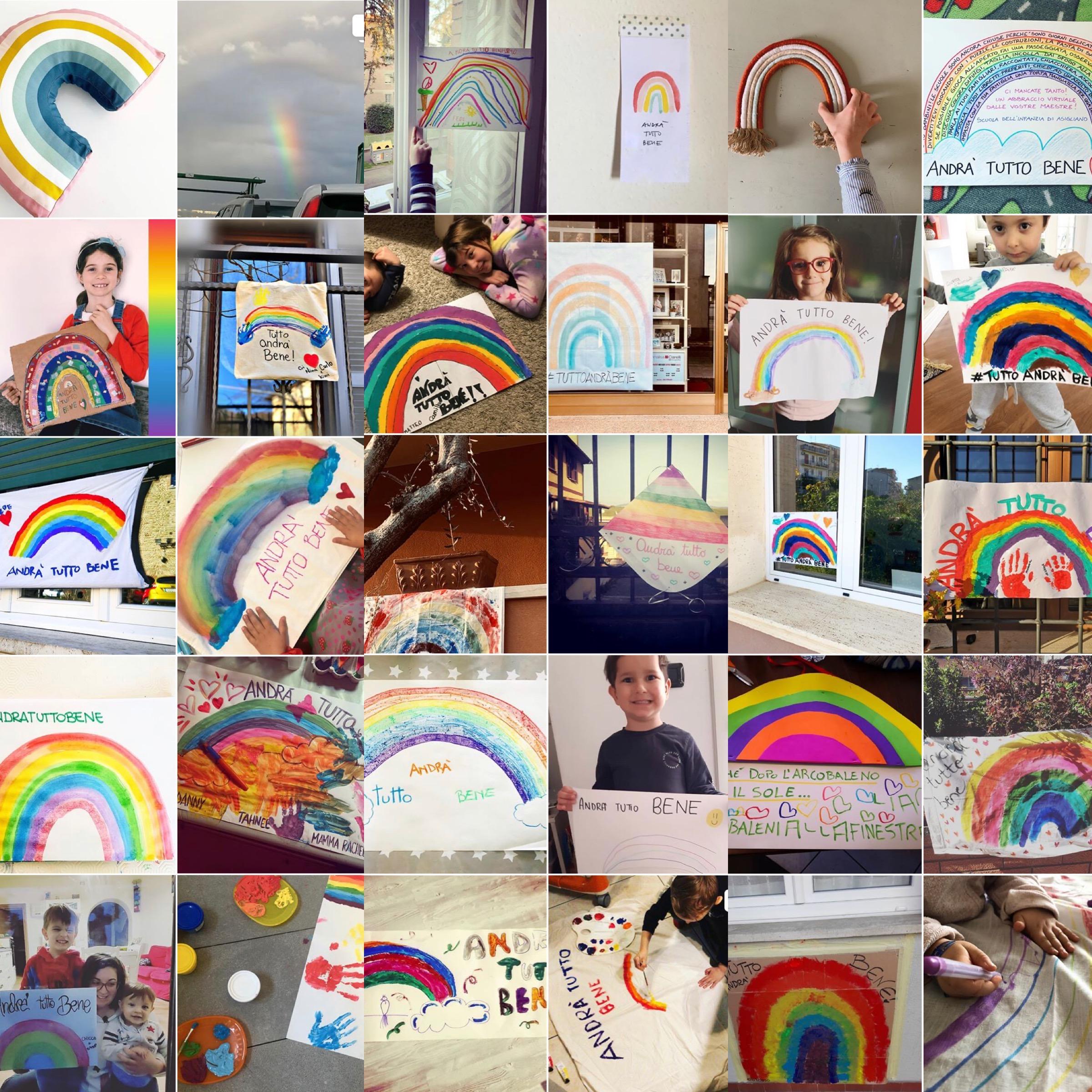 arcobaleniallafinestra